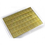 50x 1 gram Gold CombiBar? (In Assay) .9999 Fine