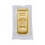 500 gram Heraeus Gold Bar (cast) .9999 Fine (In Assay)