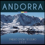 Andorra Coinset 2020  in ST