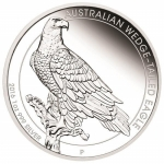 2016 $1 Wedge-Tailed Eagle 1oz Silver Proof without...