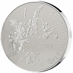Finland 20 Euro Mannerheim Children Charity Foundationt...