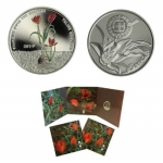 Griechenland 5 Euro 2019 Tulipa Goulimyi Proof sehr...