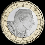 Italy 5 EURO 100th Anniversary of Death of Fausto Coppi...