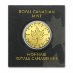 1 gram Gold Maple Leafs - Maplegram25? (In Assay Sleeve)