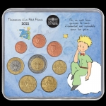Coinset 2021 France The Little Prince Boy