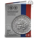 Coinset 100 Years Czechoslovak Coins 2021 Proof