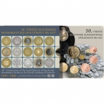 Coinset 50 Years Numismatic Association 2020 BU