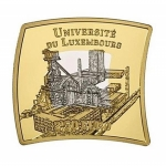 Luxembourg 2,50 Euro 2019  PP Silver University of...