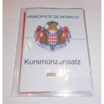 Monaco Coinset 2003 uncirculated