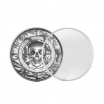 Capsule for 2 Oz Silver Round Privateer / Siren /...