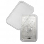 Capsule for 1 Oz Silver for Rectangular Series 327 mm x 47 mm