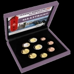 Netherland Coinset 2019 Maastricht Proof include 2 Euro...