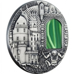 2014 Niue 2 oz Silver Crystal Art - Secrets of Pena...
