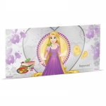 Niue Islands 1 Dollar Disney´s Princess Rapunzel 5...