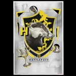 Niue Islands 1 Dollar Harry Potter Hufflepuff 5 g Silber...