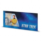 Niue Islands 1 Dollar Star Trek Captain James Kirk 5 g...