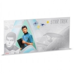 Niue Islands 1 Dollar Star Trek Dr. McCoy 5 g Silber Münznote, 2018,
