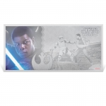 2019 Star Wars: The Force Awakens - Finn 5g Silver Coin Note