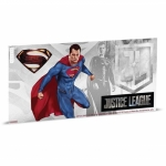 Niue Islands 1 Dollar Superman Justice League 5 g Silber...