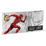 2018 Justice League Series - The Flash? 5g Silver Coin Note