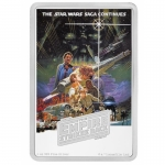 2017 $2  Star Wars The Empire Strikes Back 1oz Silver Coin