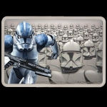 2020 $2 Star Wars: Guards of the Empire - Clone Trooper 1...