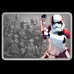 2021 $2 Star Wars: Guards of the Empire - Executioner...