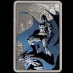 Niue Islands 2 Dollar Batman Gotham City The Caped...