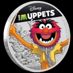 2019 Niue Disney - The Muppets - Animal 1oz Silver Coin