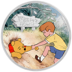 2020 Niue Disney Winnie the Pooh ? Christopher Robin (3)...
