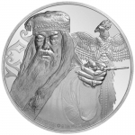 Niue Islands 2 Dollar Harry Potter - Albus Dumbledore 1...