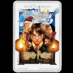 Niue Islands 2 Dollar Harry Potter - The Sorcerer?s Stone...