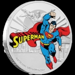 2020 JUSTICE LEAGUE? 60th Anniversary - Superman? 1oz...