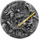 Niue 2019 $5 The WITCHER - The Last Wish 2 Oz Silver...