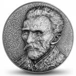 Niue Islands 2020 5 Dollar 2 Oz Silber VAN GOGH Self...