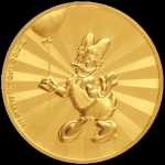 2020  $25  Mickey Mouse? - 1/4 OZ Daisy Duck? &...