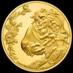 Niue Islands 2 Dollar Disney Beauty and the Beast? - 30th...