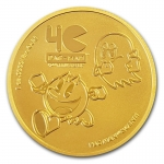 2020 Niue 1 oz Gold $250 PAC-MAN? 40th Anniversary Coin