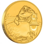 2018 $250  Jabba The Hutt?  Star Wars Classics - 1 Oz Gold Coin