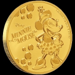Niue Islands 250 Dollar Disney: Minnie Maus Classic, 1...