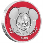 2018 $5  Mickey Mouse - Mickey Mouse Club Ultra High...