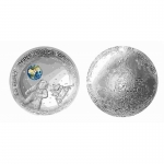 Austria 20 Euro Silver 50th Anniversary of the Moon...
