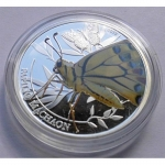 2010 - 2013  Palau 5 Coin Set Silver 5 x $2 World of Insects