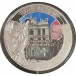Palau 2010 1 $ Pope Johannes Paul II - Opening Cause of...