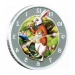 Pitcairn Islands 1 oz Year of the Rabbit Alice In...