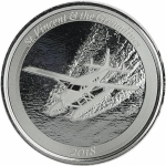St. Vincent & The Grenadines,  2 Dollar, Seaplane (1)...