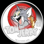 2020 1 $  80th Anniversary of Tom and Jerry Looney Tunes...