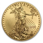 1/4 oz Gold American Eagle Brilliant Uncirculated