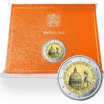 Vatican 2 Euro 2016 Bicentenary of the Gendarmerie Corps  Coincard