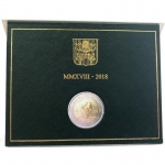 Vatican 2 Euro 2018 50th Anniversary of the death of...